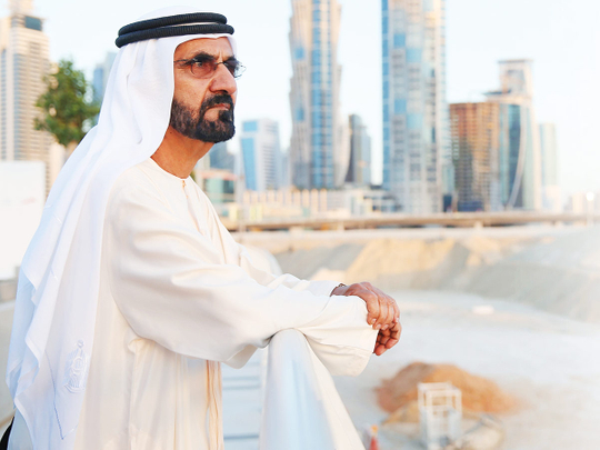 Read more about the article Dubai Ruler approves new UAE Strategy for Domestic Tourism